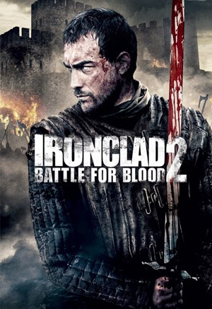Ironclad: Battle for Blood 2014 poster