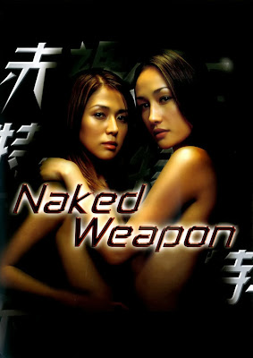 Naked Weapon 2002 Movie Poster