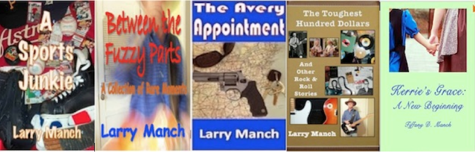 Books from Larry & Tiffany: