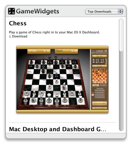 GameWidgets