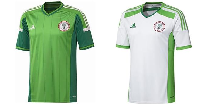 Nigeria - Jersey Grade Ori Piala Dunia 2014