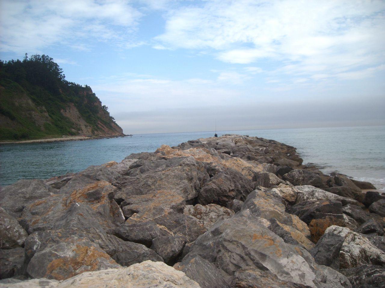playa Rodiles Asturias