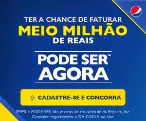 Mega Promoção Pepsi