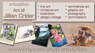 http://www.Etsy.com/shop/artistjillian