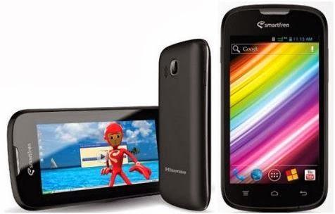 Harga Dan Spesfikasi HP Smartfren Andromax G