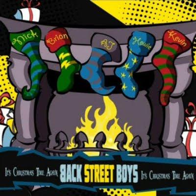 Backstreet Boys - It's Christmas Time Again