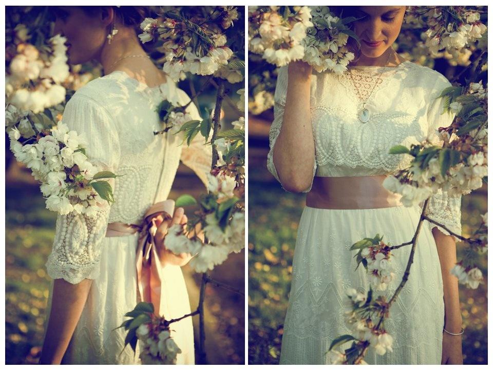 Photo Inspiration Vintage Wedding Dress