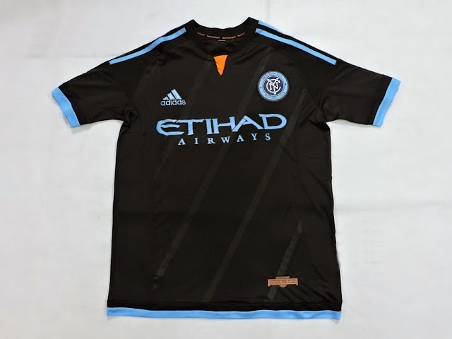 Detail Produk Jersey Newyork City Away 2016 Grade Ori