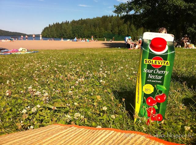 kirsikkamehu, cherry nectar