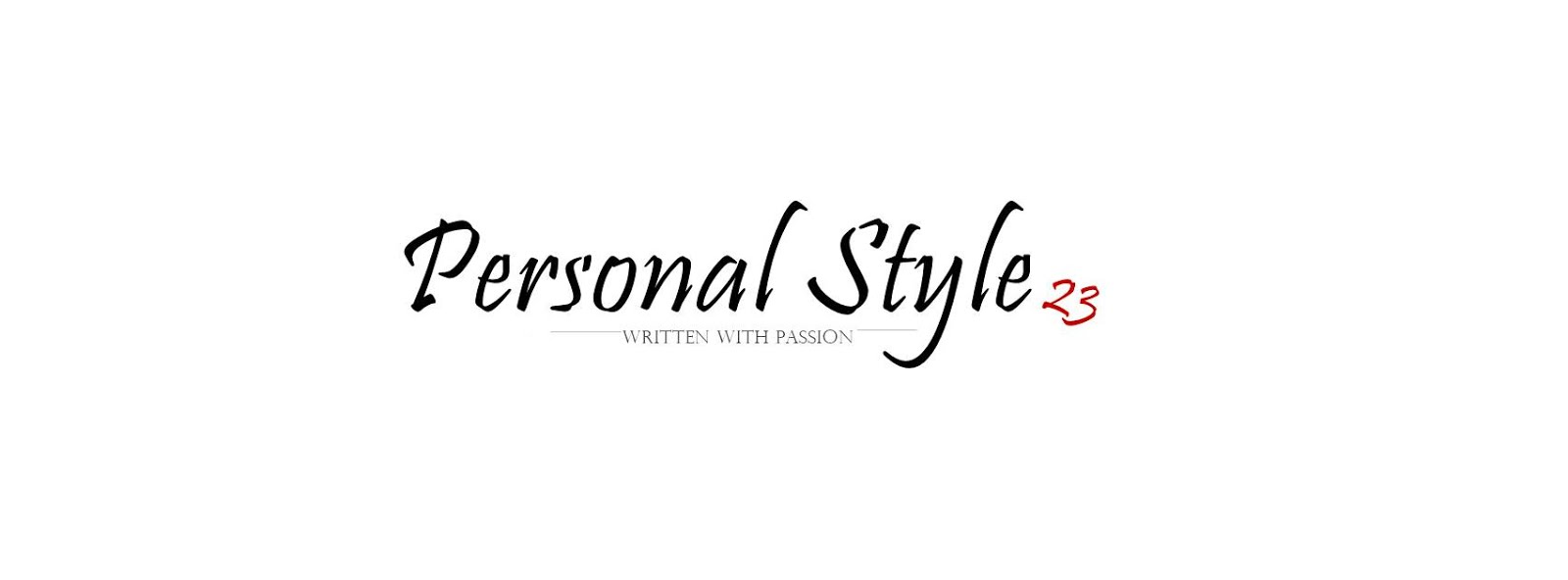 PERSONAL STYLE 23