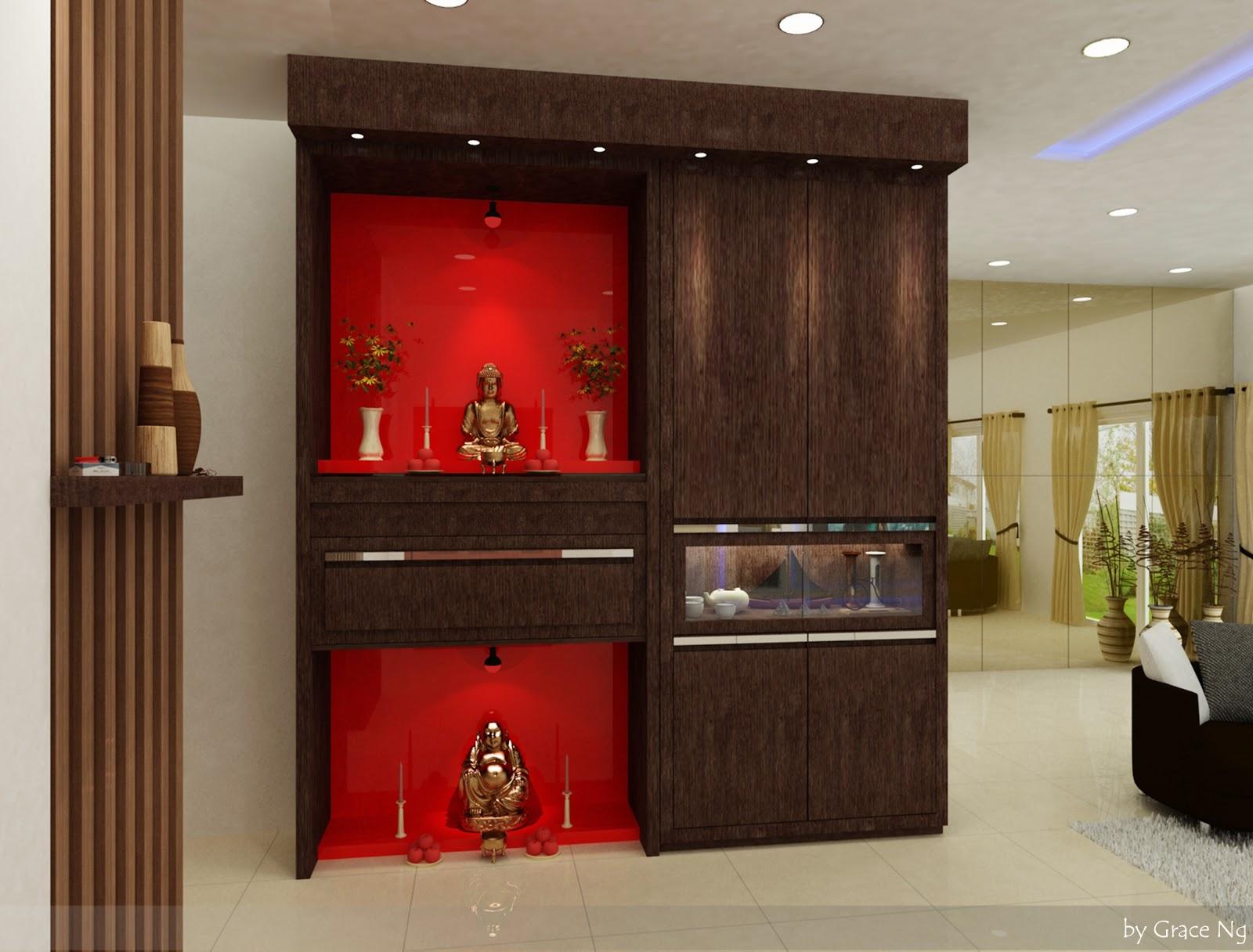 Interior 3D Visualized Design Proposed Interior