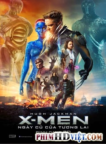 X-Men: Ngày Cũ Của Tương Lai - X-men: Days Of Future Past