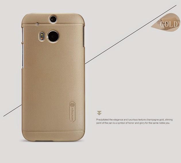 เคส M8 รหัสสินค้า 111023 สีทอง