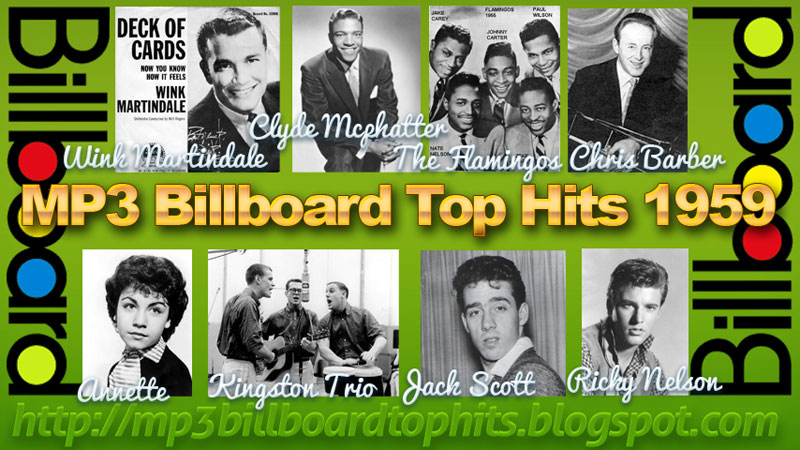 MP3 Billboard Top Hits 1946-1958   mp3 Billboard Top Hits