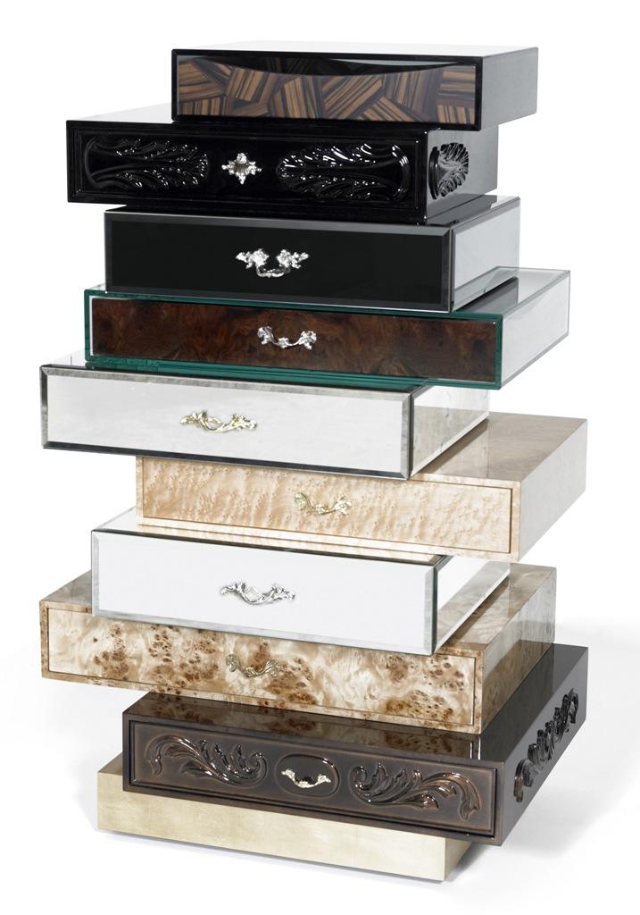the style examiner boca do lobo the excellence of furniture design and craftsmanship. Black Bedroom Furniture Sets. Home Design Ideas