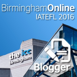 IATEFL 2016 Online Registered Blogger