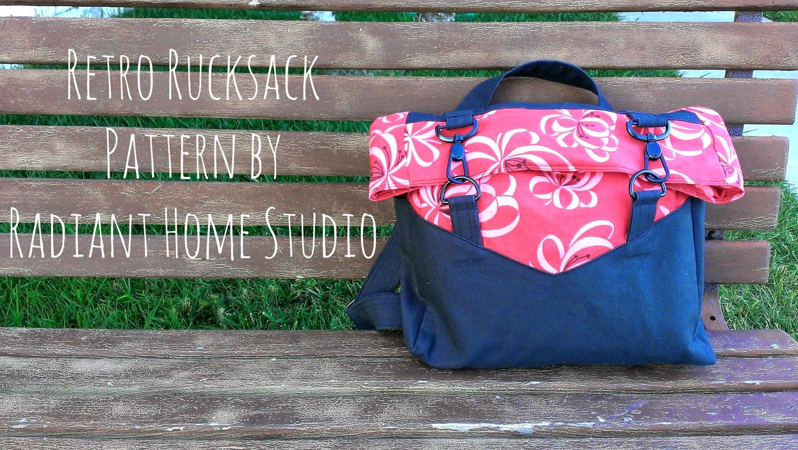 Retro Rucksack