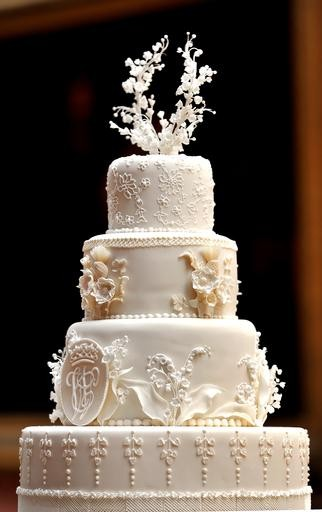 Prince William and Catherine 39s Royal Wedding Cake wedding cake 2011