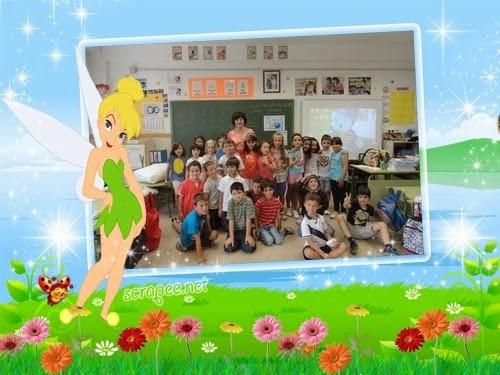 LA CLASSE DE 2n A