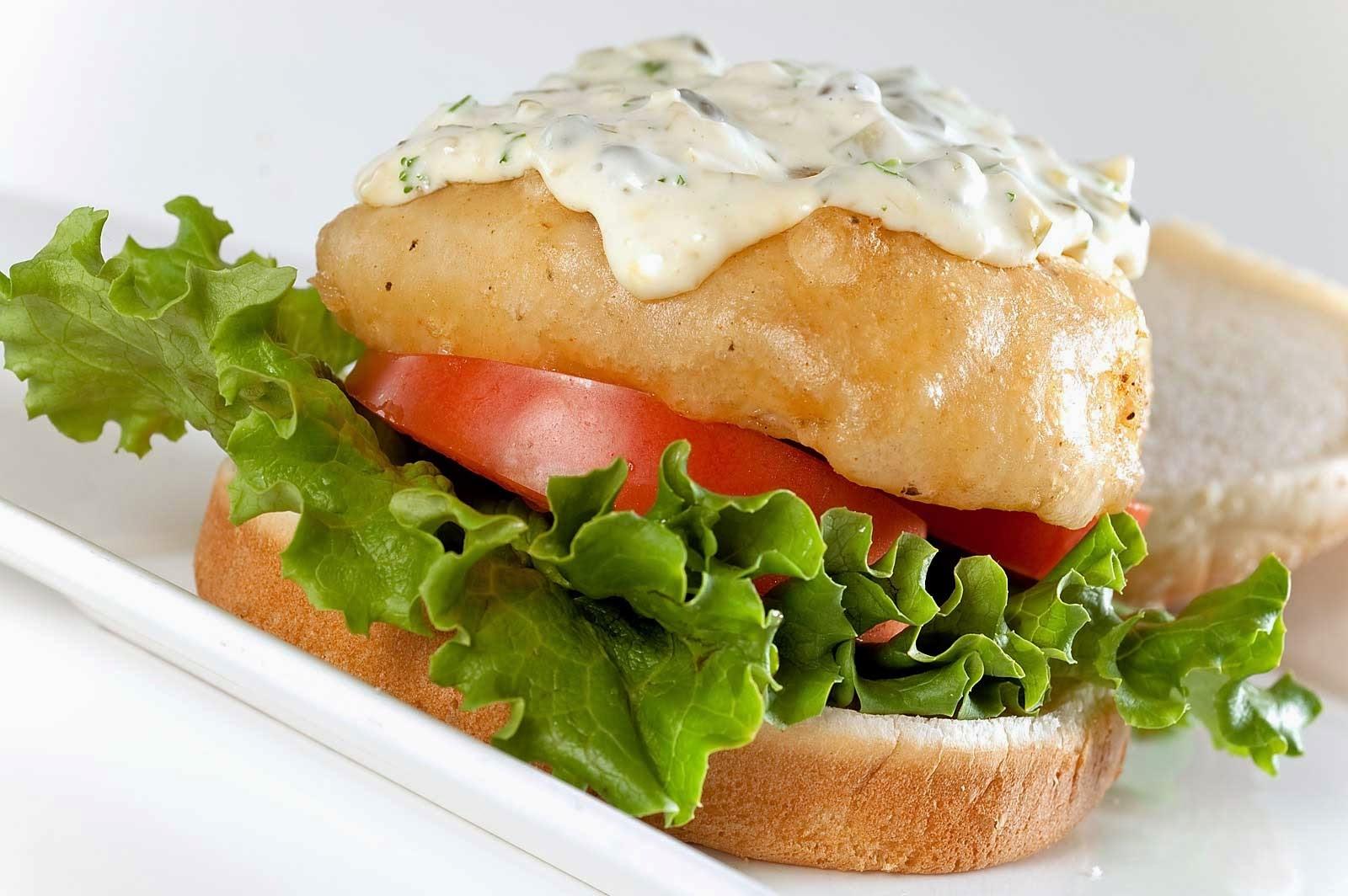 Sandwiches for Fish stick sandwich