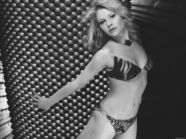 Emilie De Ravin sexy in lingrie