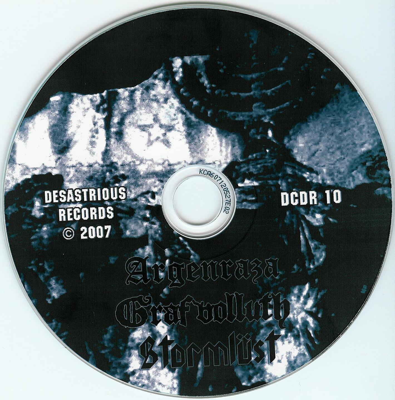 Argenraza & Grafvolluth & Stormlüst - Split (2007)