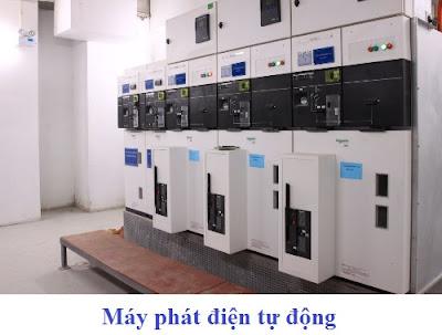 Hệ thống máy phát điện tự động
