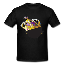 Royalty Pimped Out Tee