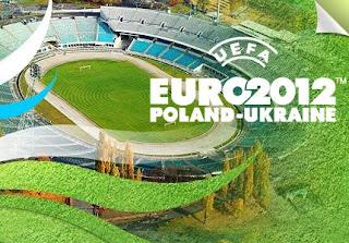 Jadwal Pertandingan Euro 2012 Nanti Malam 12, 13 Juni 2012