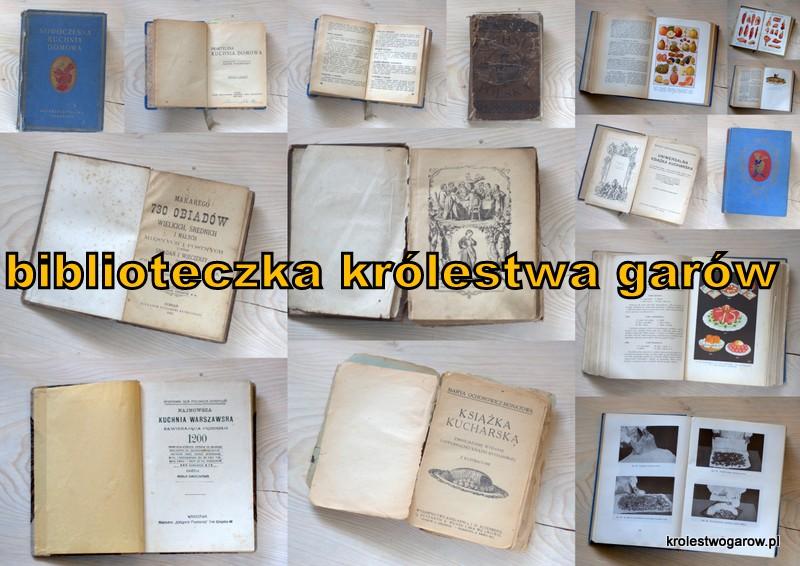 Biblioteczka królestwa garów