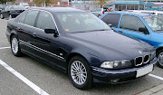 BMW E39 px bmw front