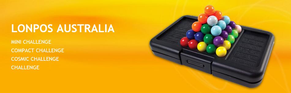 Lonpos Puzzles & Games Australia