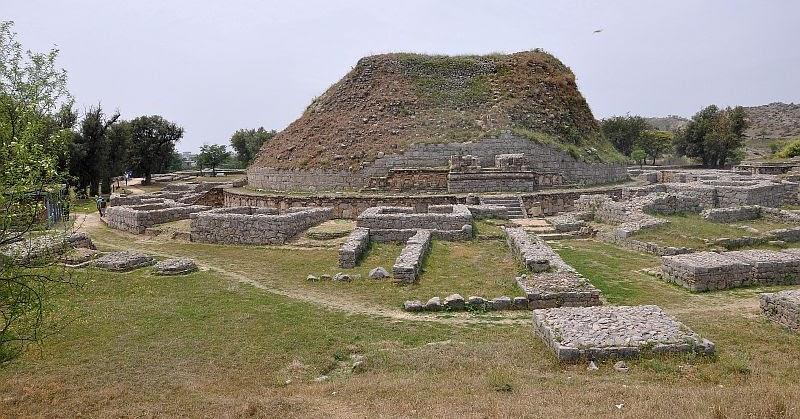 Taxila, the lost civilisation