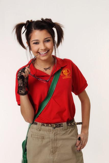 Teen's Idol Cristine Prosperi
