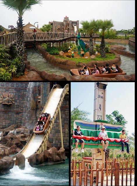 legoland Malaysia - 40 interactive rides