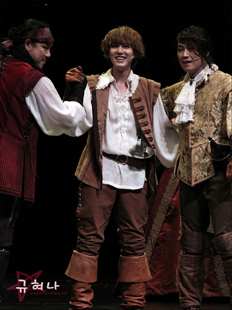Kyuhyun The Three Musketeer 7