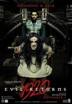 Ma Quỷ Trở Lại - 1920: Evil Returns (2012) Poster