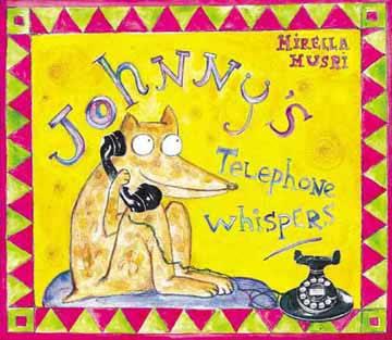 Johnny en Teléfono Descompuesto