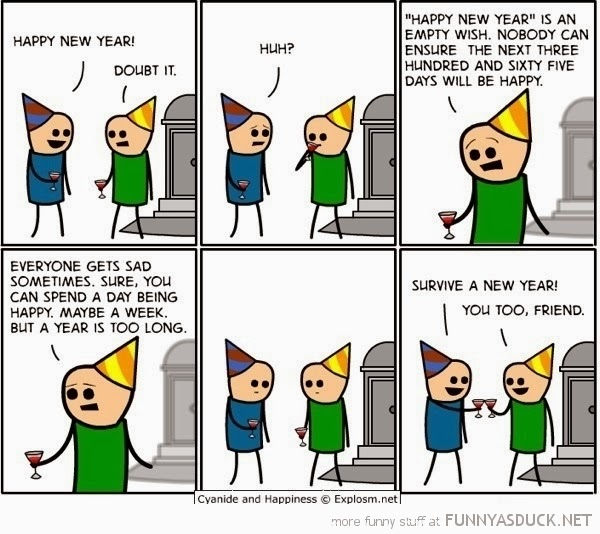 SG Psych Stuff: SGPsychStud: Your New Years Resolution - How bad do you ...