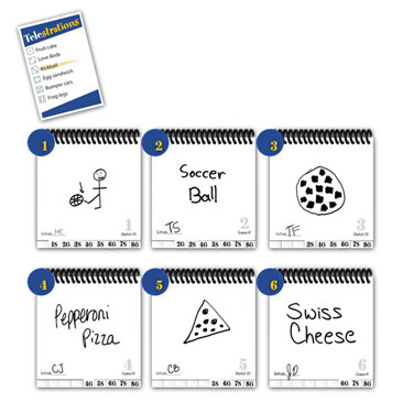 drawing game telestrations PCB Game Night Telestrations Blogs Butler County Times