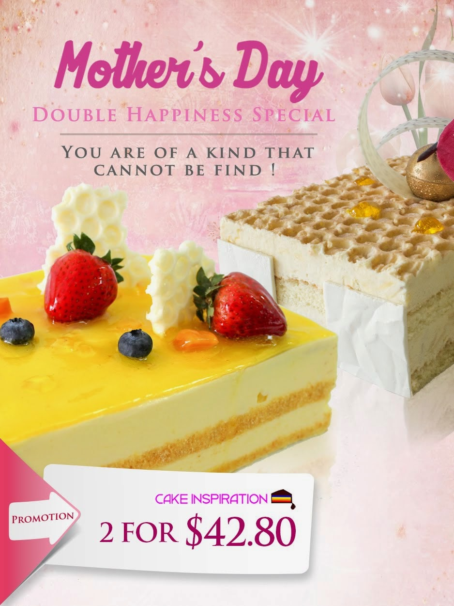 MOTHER'S DAY AND FATHER'S DAY 2015 PROMOTION