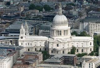 Tempat Wisata Di Inggris - St. Paul's Cathedral (Katedral Santo Paulus)