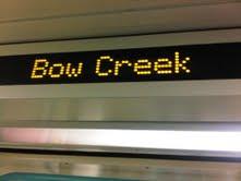 Bow Creek - DLR