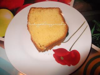 Εύκολο κέικ βανίλιας