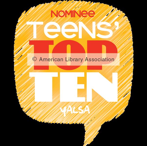 Splintered: YALSA Top Ten 2014