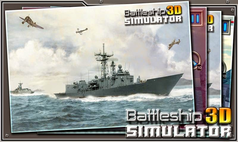 3D Battleship Simulator APK+DATA (Unlimited Money)