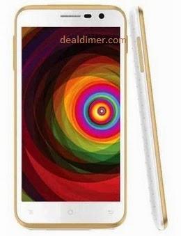 Karbonn Titanium Dazzle S201 Mobile