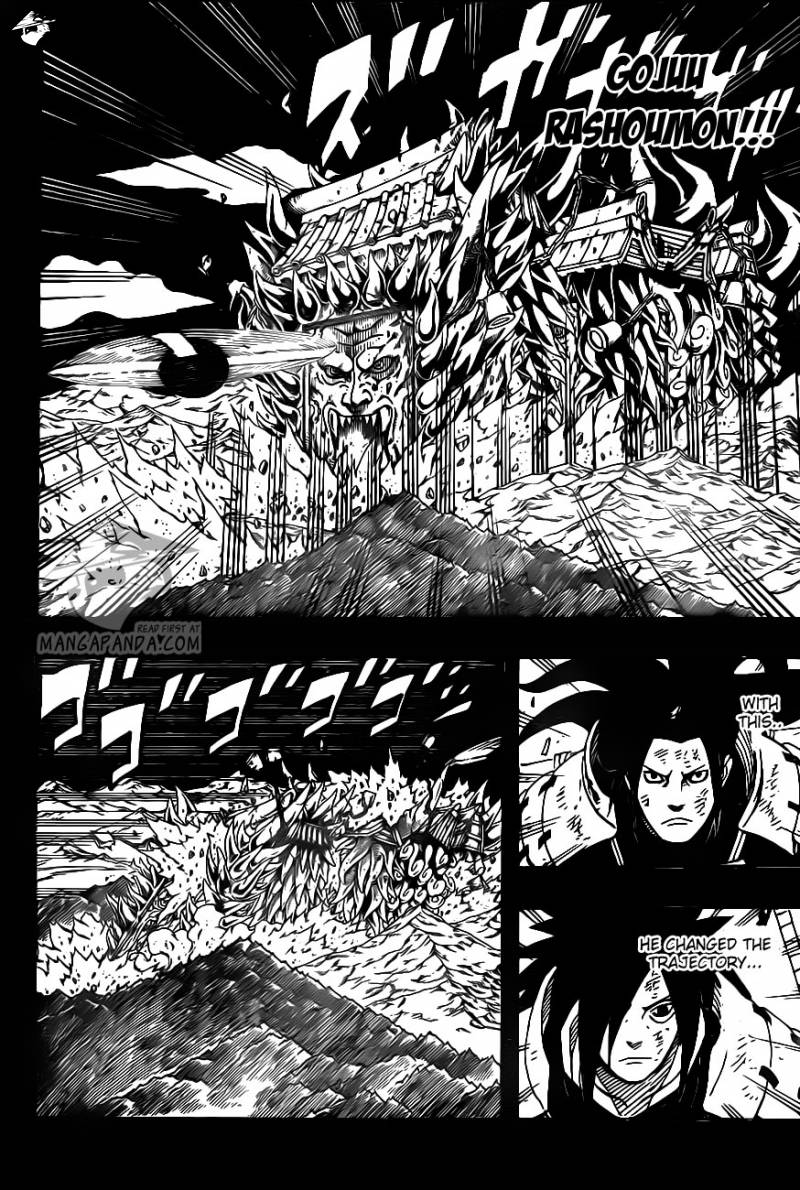 009, Naruto chapter 621    NarutoSub