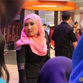 (20-Nov-2013) Foto 2: Yuk Keep Smile With Fatin