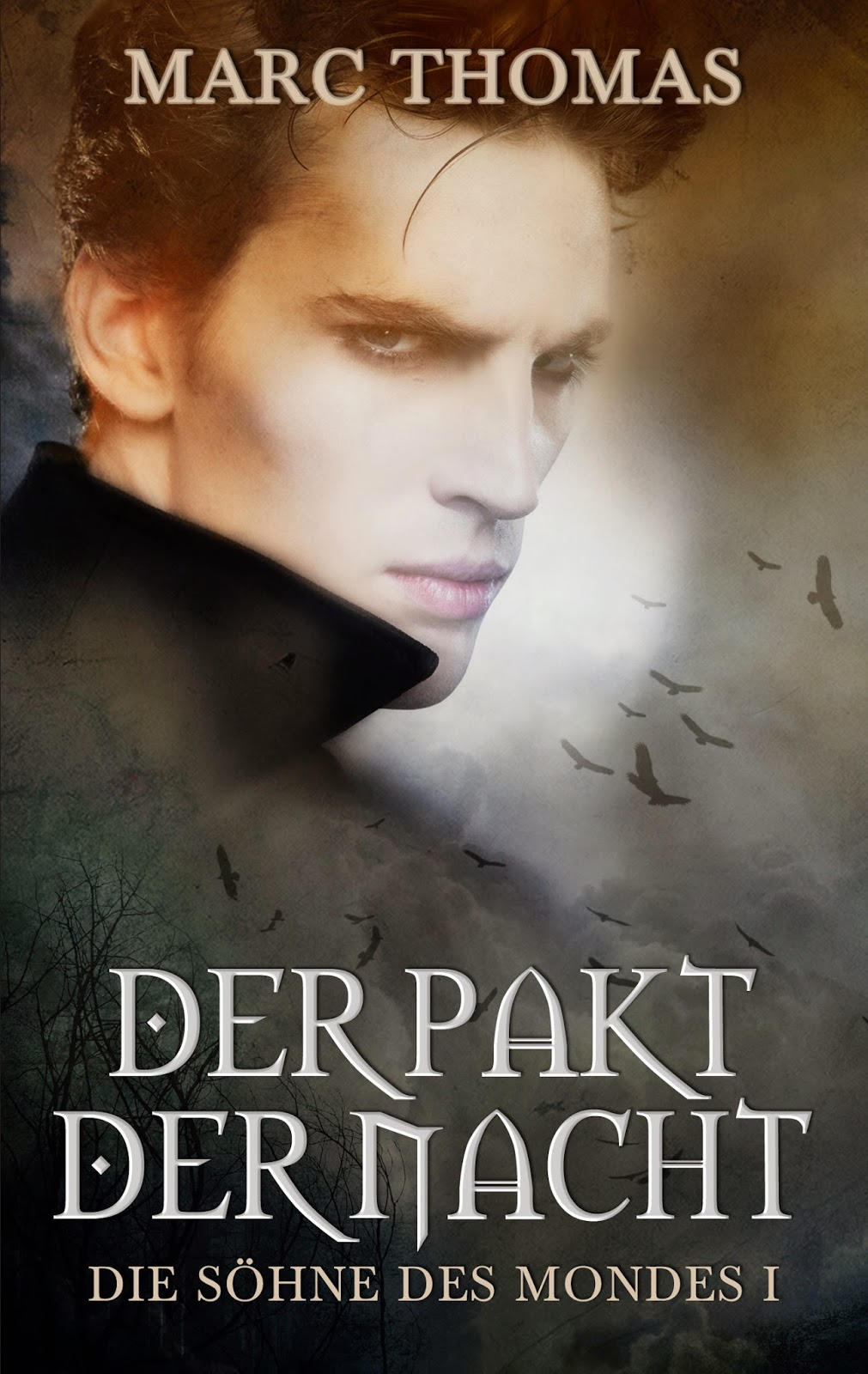 Cover Der Pakt der Nacht